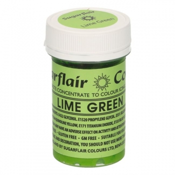 Konzentrierte Gelfarbe - Lime Green