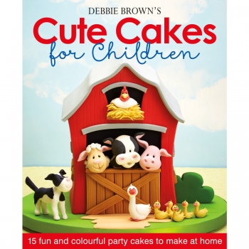 Buch - Cute Cakes for Children - Englisch
