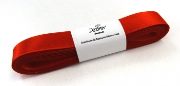 Satinband Rot - 15mm x 5m